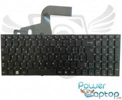 Tastatura Samsung  BA75 03073A neagra. Keyboard Samsung  BA75 03073A. Tastaturi laptop Samsung  BA75 03073A. Tastatura notebook Samsung  BA75 03073A