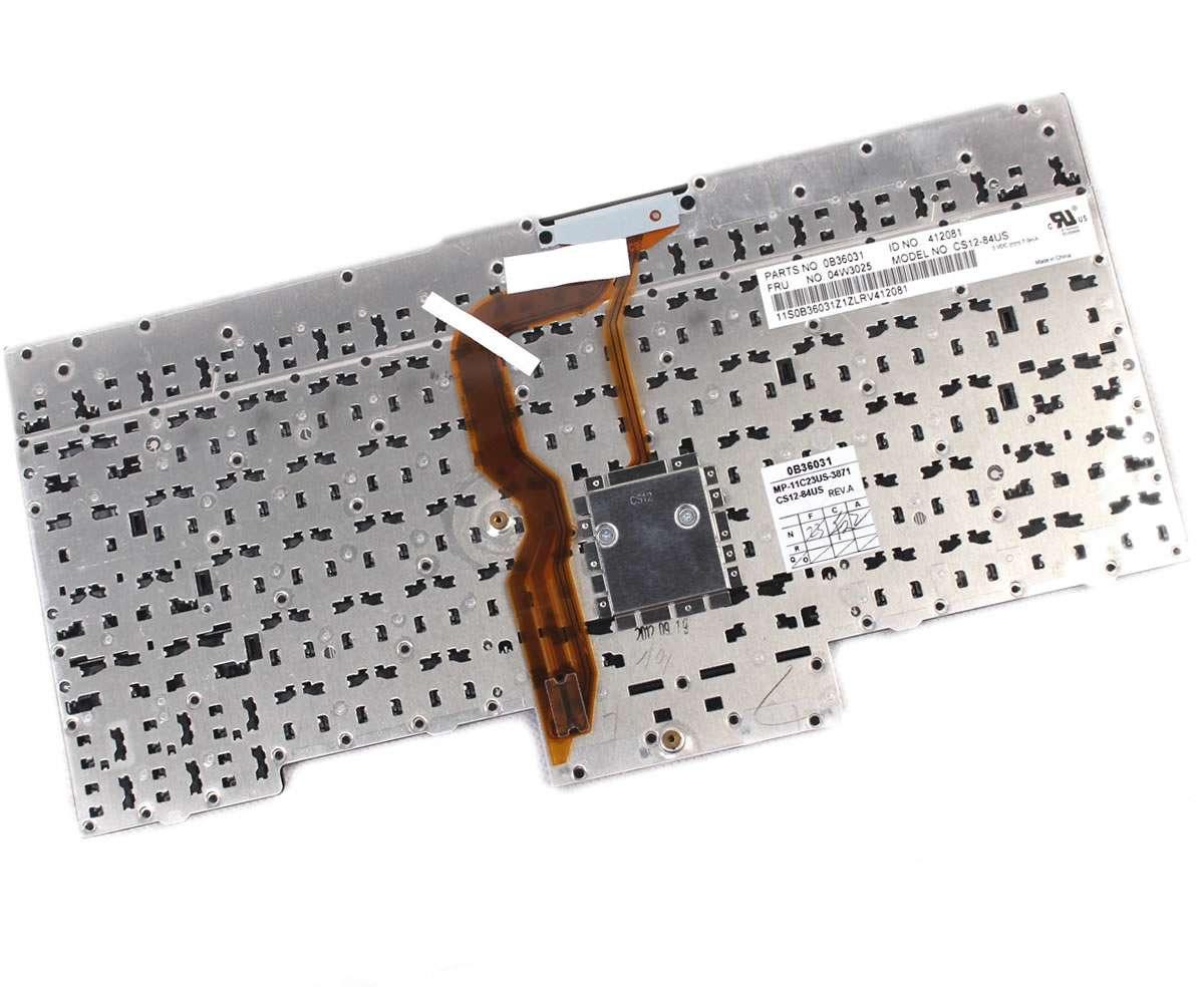 Tastatura Lenovo ThinkPad W530 imagine powerlaptop.ro 2021