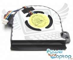 Cooler laptop Toshiba  G61C0002G. Ventilator procesor Toshiba  G61C0002G. Sistem racire laptop Toshiba  G61C0002G