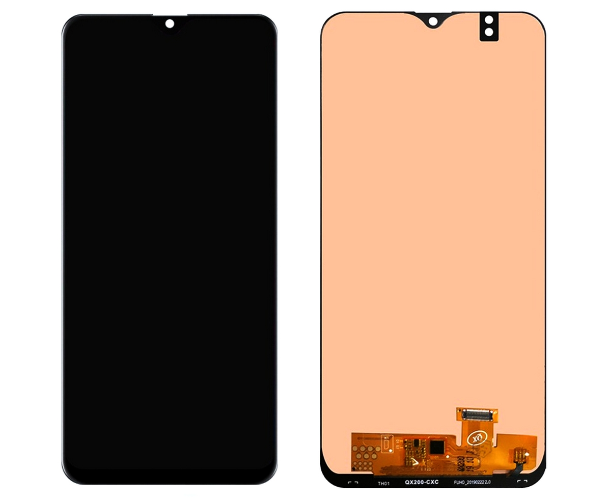 Display Samsung Galaxy A20 A205 TFT LCD Black Negru