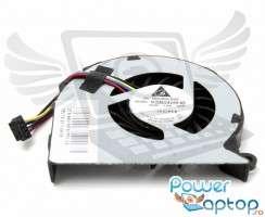 Cooler laptop HP Pavilionk DM1 4000 series Mufa 4 pini. Ventilator procesor HP Pavilionk DM1 4000 series. Sistem racire laptop HP Pavilionk DM1 4000 series