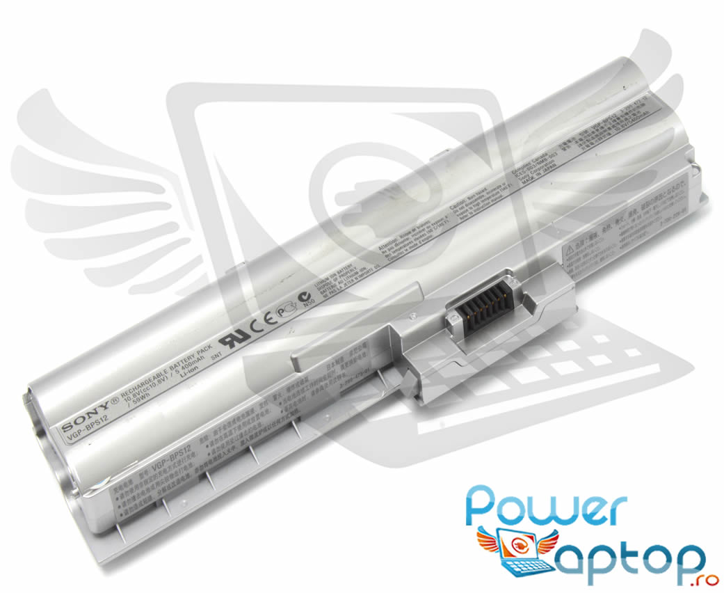 Baterie Sony VAIO VGN Z620N B Originala imagine powerlaptop.ro 2021