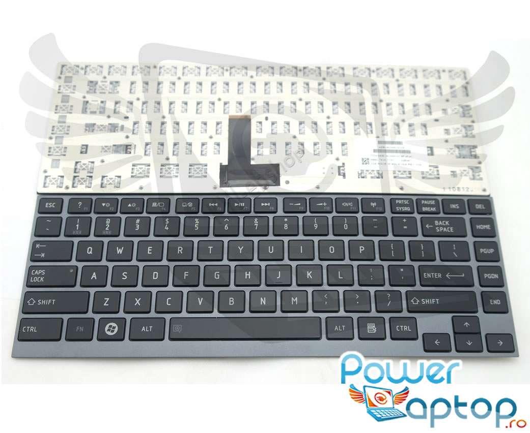 Tastatura Toshiba AEBU6F00010 FR imagine