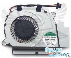 Cooler laptop Acer Aspire S5-391. Ventilator procesor Acer Aspire S5-391. Sistem racire laptop Acer Aspire S5-391