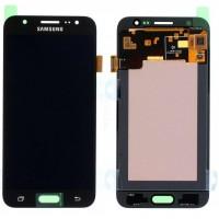 Ansamblu Display LCD + Touchscreen Samsung Galaxy J5 2015 J500 Display Original Service Pack Negru Black Negru . Ecran + Digitizer Samsung Galaxy J5 2015 J500 Display Original Service Pack Negru Black