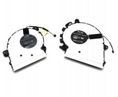 Sistem coolere laptop Lenovo DFS150705AF0T. Ventilatoare procesor Lenovo DFS150705AF0T. Sistem racire laptop Lenovo DFS150705AF0T
