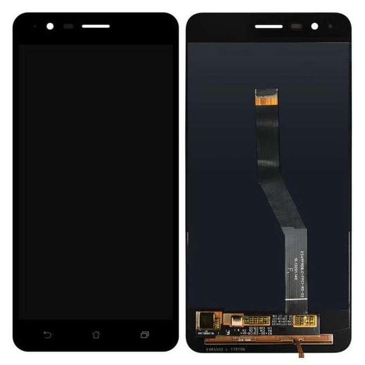 Display Asus Zenfone 3 Zoom ZE553KL Z01HD Black Negru imagine powerlaptop.ro 2021