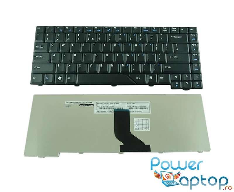 Tastatura Acer eMachines E510 neagra