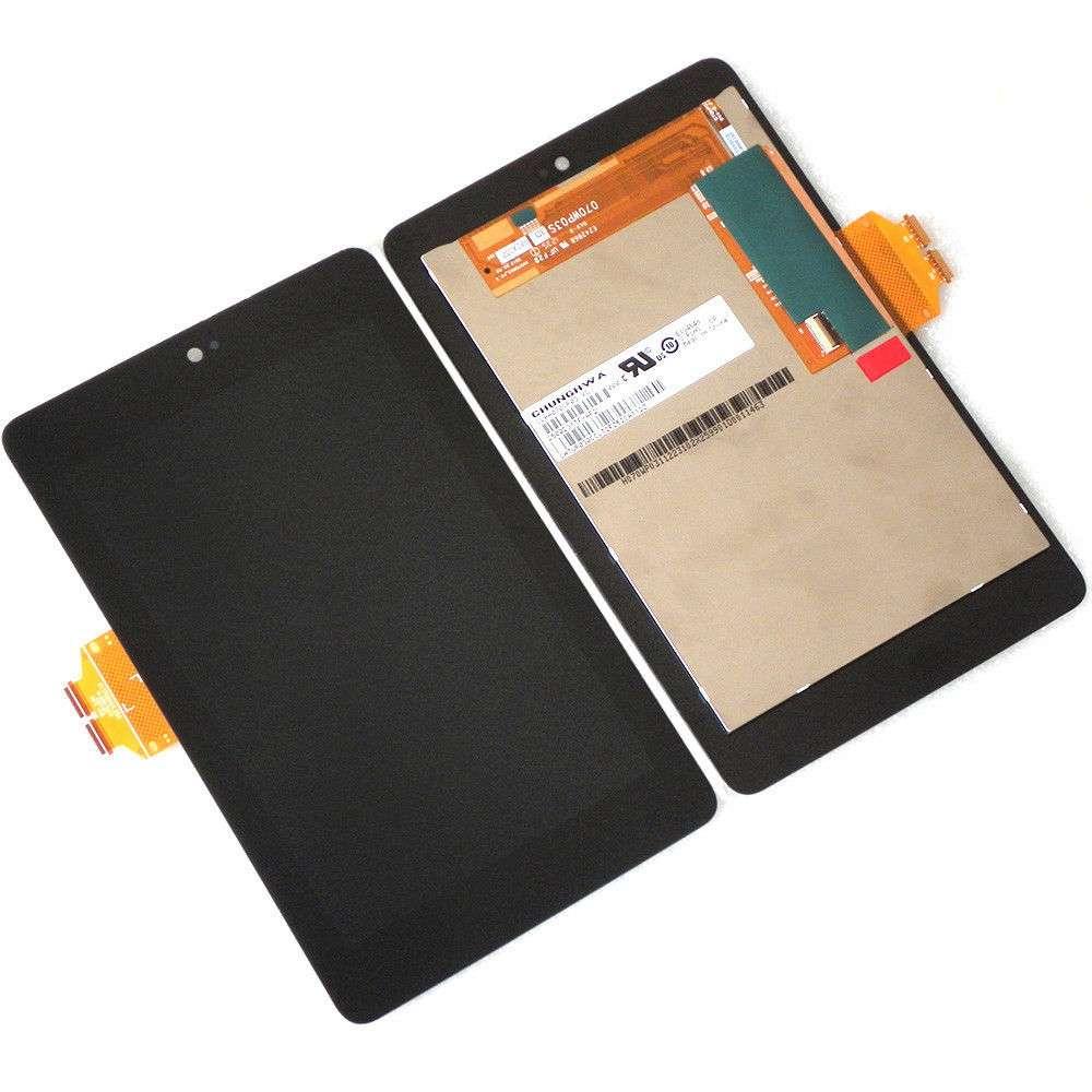 Ansamblu LCD Display Touchscreen Asus Google Nexus 7 2012 ME370T Generatia 1 ORIGINAL imagine