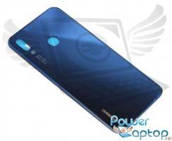 Capac Baterie Huawei P20 Lite Albastru Blue. Capac Spate Huawei P20 Lite Albastru Blue