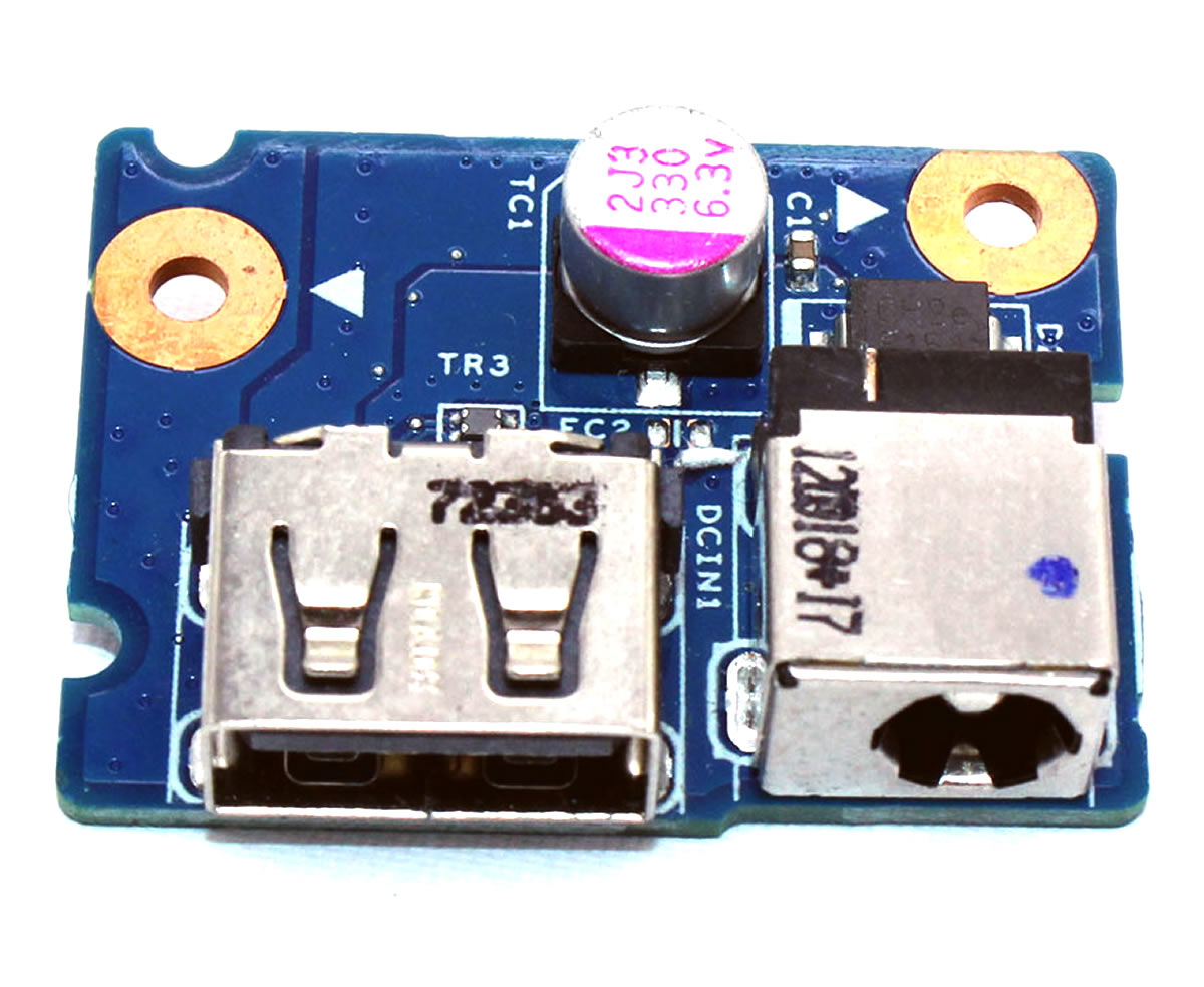 Modul Alimentare Charging Board IBM Lenovo Ideapad G485 imagine powerlaptop.ro 2021