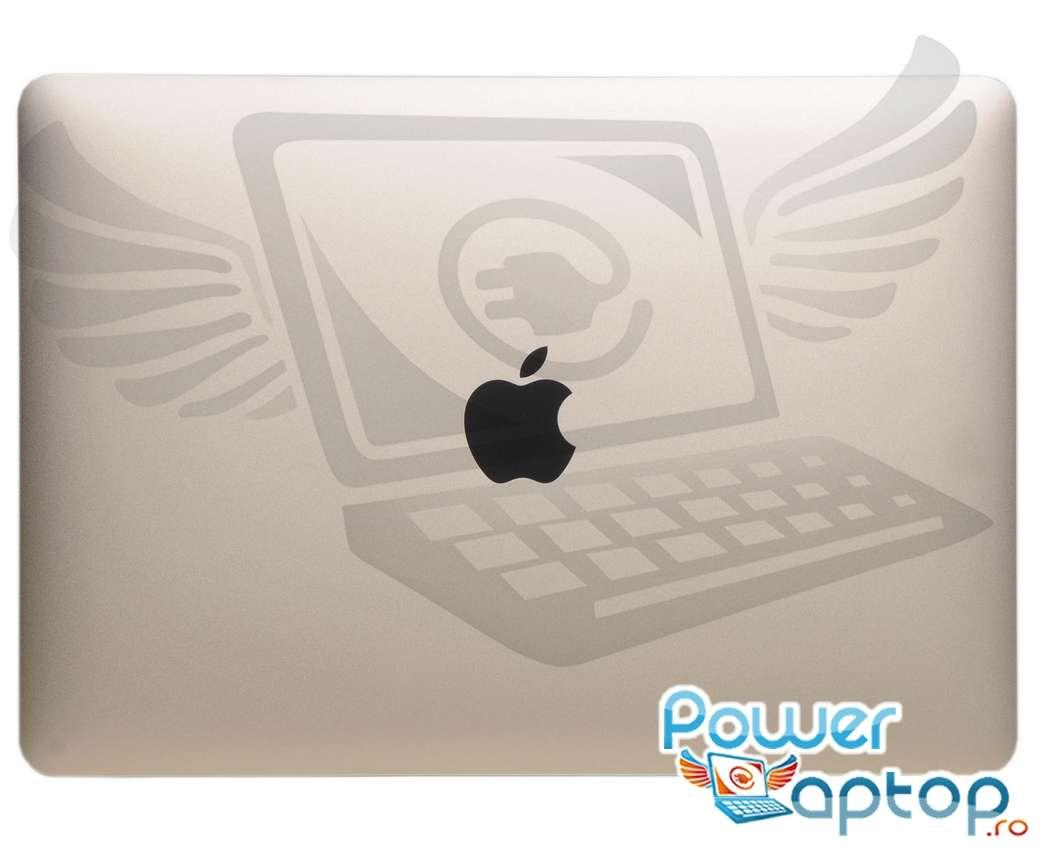 Ansamblu superior display si carcasa Apple MacBook Retina 12 A1534 2015 Gold imagine powerlaptop.ro 2021