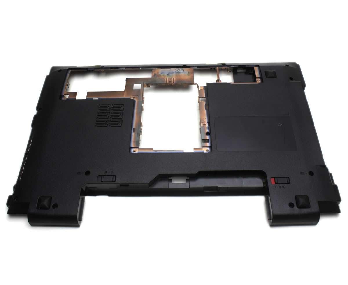 Bottom Case Lenovo IdeaPad V570 Carcasa Inferioara Neagra imagine powerlaptop.ro 2021