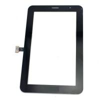 Digitizer Touchscreen Samsung Galaxy Tab 2 P3110 cu Gaura Difuzor. Geam Sticla Tableta Samsung Galaxy Tab 2 P3110 cu Gaura Difuzor