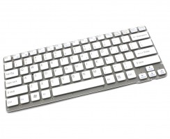 Tastatura Sony 148953861 alba. Keyboard Sony 148953861. Tastaturi laptop Sony 148953861. Tastatura notebook Sony 148953861
