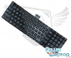 Tastatura Toshiba 0KN0-CK3LA13 Neagra. Keyboard Toshiba 0KN0-CK3LA13 Neagra. Tastaturi laptop Toshiba 0KN0-CK3LA13 Neagra. Tastatura notebook Toshiba 0KN0-CK3LA13 Neagra