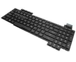 Tastatura Asus Asus ROG Strix GL703 iluminata. Keyboard Asus Asus ROG Strix GL703. Tastaturi laptop Asus Asus ROG Strix GL703. Tastatura notebook Asus Asus ROG Strix GL703