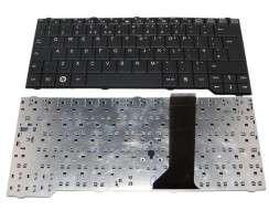 Tastatura Fujitsu Siemens Esprimo Mobile V6505 neagra. Keyboard Fujitsu Siemens Esprimo Mobile V6505 neagra. Tastaturi laptop Fujitsu Siemens Esprimo Mobile V6505 neagra. Tastatura notebook Fujitsu Siemens Esprimo Mobile V6505 neagra