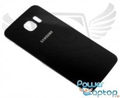 Capac Baterie Samsung Galaxy S6 G920 Black. Capac Spate Samsung Galaxy S6 G920 Black