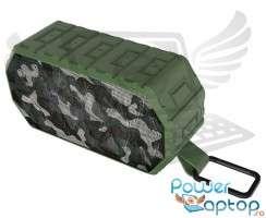 Boxa Portabila Bluetooth X8 Verde Camuflaj Rezistenta la apa