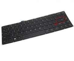 Tastatura Lenovo Yoga 3 Pro iluminata. Keyboard Lenovo Yoga 3 Pro. Tastaturi laptop Lenovo Yoga 3 Pro. Tastatura notebook Lenovo Yoga 3 Pro