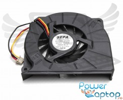 Cooler laptop Fujitsu LifeBook N6470. Ventilator procesor Fujitsu LifeBook N6470. Sistem racire laptop Fujitsu LifeBook N6470
