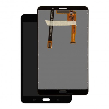 Ansamblu Display LCD  + Touchscreen Samsung Galaxy Tab A 7 2016 T285  Negru. Modul Ecran + Digitizer Samsung Galaxy Tab A 7 2016 T285  Negru