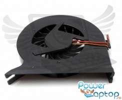 Cooler laptop Samsung  NP-R410. Ventilator procesor Samsung  NP-R410. Sistem racire laptop Samsung  NP-R410