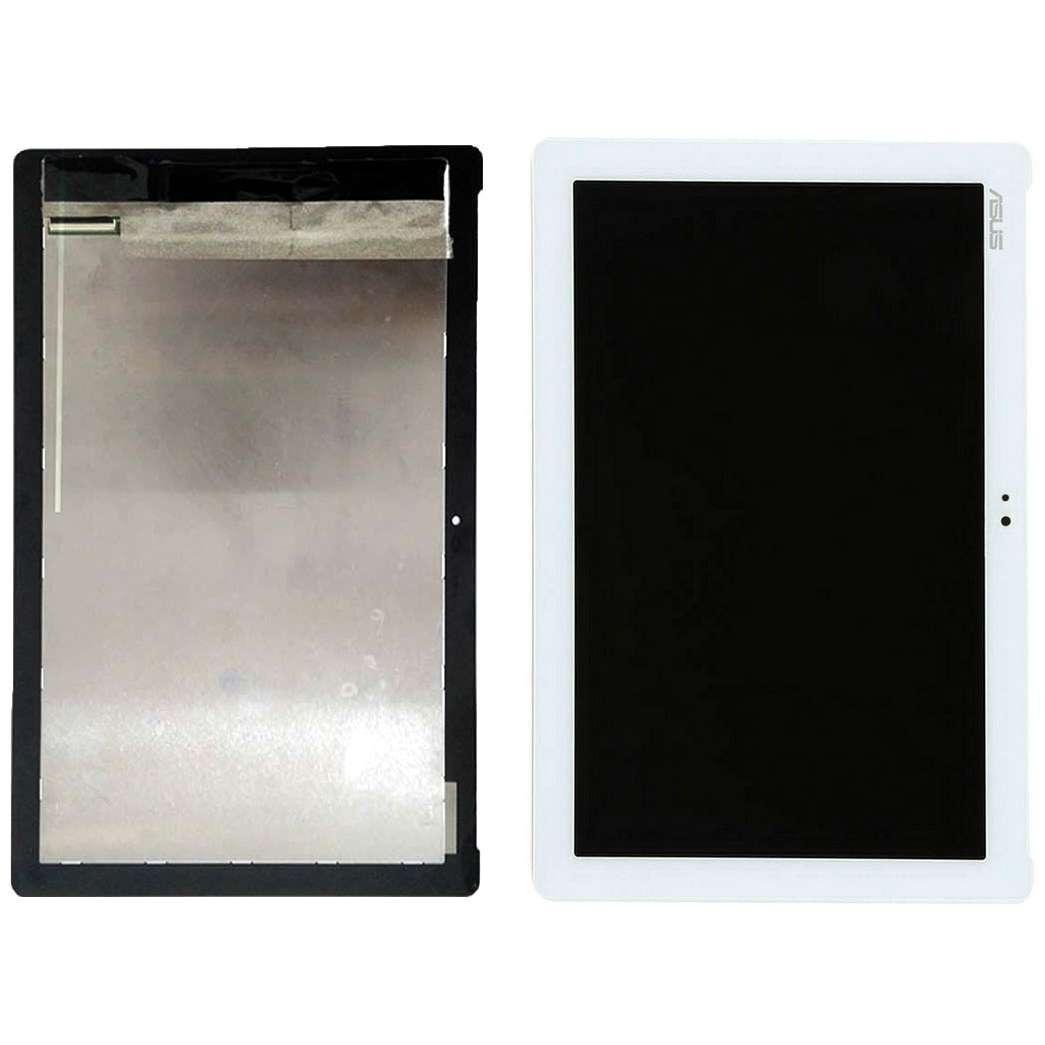 Ansamblu LCD Display Touchscreen Asus Zenpad 10 Z300CG P021 Alb imagine