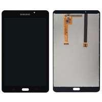 Ansamblu Display LCD  + Touchscreen Samsung Galaxy Tab A 7.0 2016 T280 Negru. Modul Ecran + Digitizer Samsung Galaxy Tab A 7.0 2016 T280 Negru