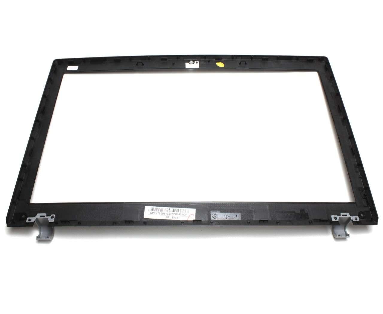 Rama Display Acer Aspire V3 571 Bezel Front Cover Neagra imagine