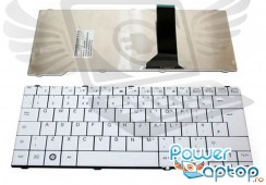 Tastatura Fujitsu Siemens Amilo PA3553  alba. Keyboard Fujitsu Siemens Amilo PA3553  alba. Tastaturi laptop Fujitsu Siemens Amilo PA3553  alba. Tastatura notebook Fujitsu Siemens Amilo PA3553  alba
