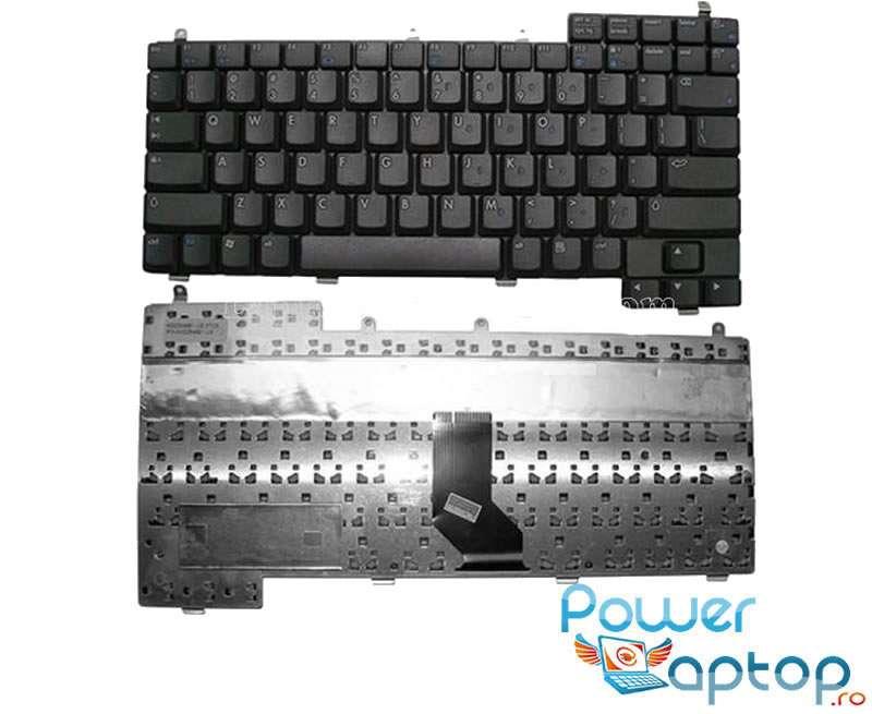 Tastatura HP Compaq nx9008 imagine