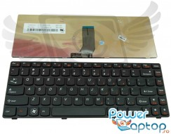 Tastatura Lenovo IdeaPad G480. Keyboard Lenovo IdeaPad G480. Tastaturi laptop Lenovo IdeaPad G480. Tastatura notebook Lenovo IdeaPad G480