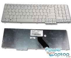 Tastatura Acer Aspire 8730 alba. Keyboard Acer Aspire 8730 alba. Tastaturi laptop Acer Aspire 8730 alba. Tastatura notebook Acer Aspire 8730 alba
