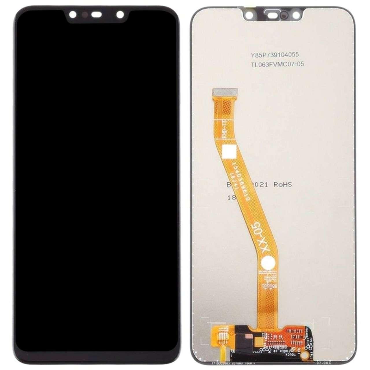 Display Huawei P Smart Plus 2018 Black Negru imagine powerlaptop.ro 2021