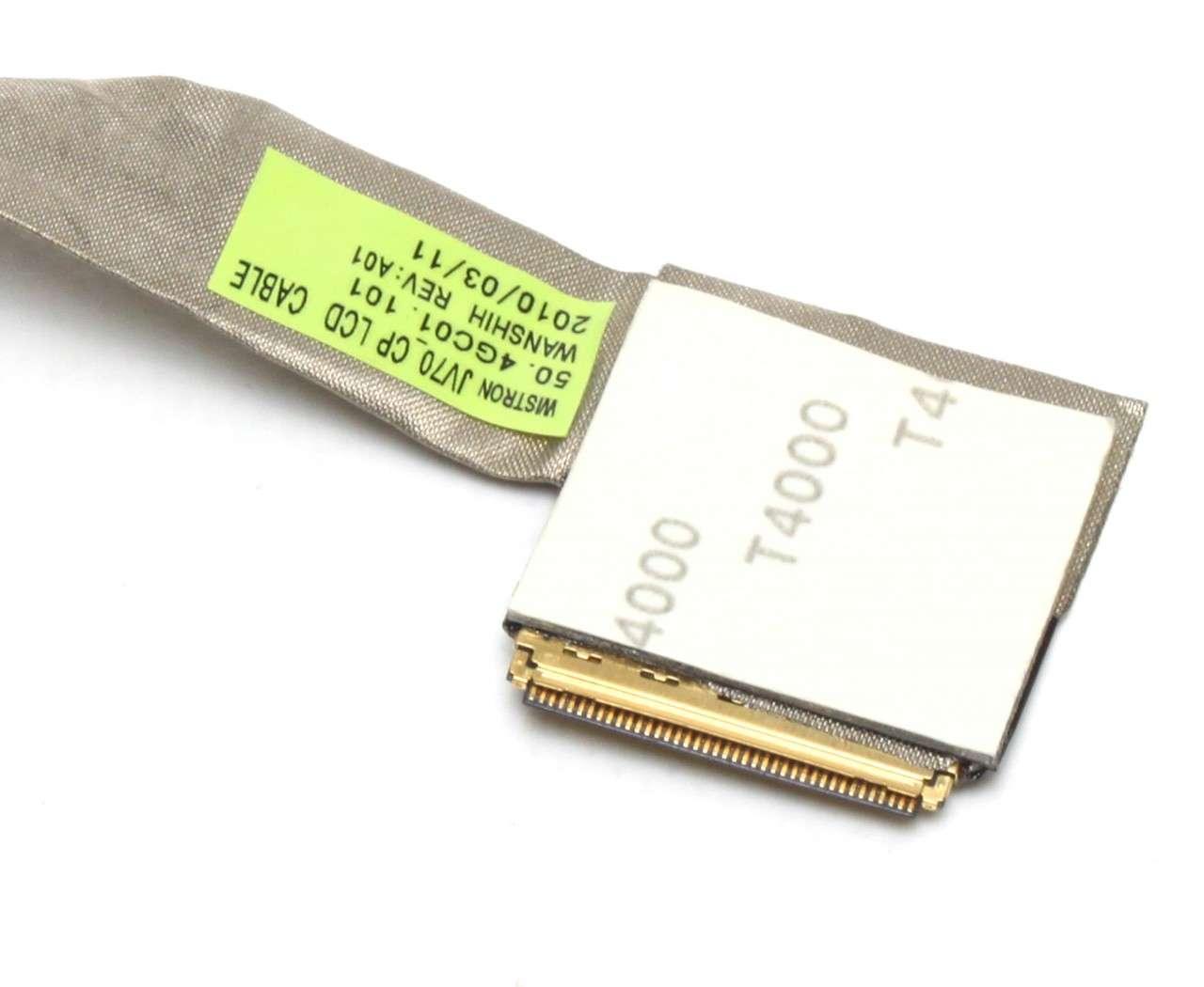 Cablu video LVDS Acer Aspire 7736ZG imagine powerlaptop.ro 2021