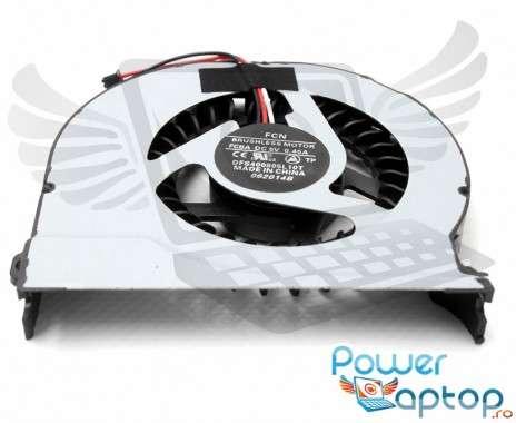 Cooler laptop Samsung  NP300E5X. Ventilator procesor Samsung  NP300E5X. Sistem racire laptop Samsung  NP300E5X