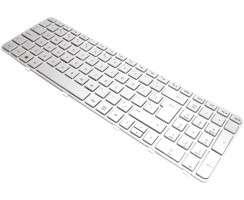 Tastatura HP Pavilion dv6 6000 Argintie. Keyboard HP Pavilion dv6 6000 Argintie. Tastaturi laptop HP Pavilion dv6 6000 Argintie. Tastatura notebook HP Pavilion dv6 6000 Argintie
