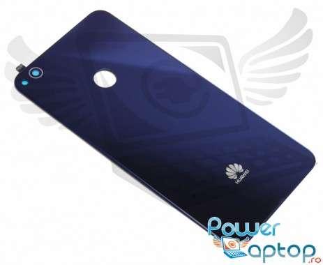 Capac Baterie Huawei Honor 8 Lite Albastru Blue. Capac Spate Huawei Honor 8 Lite Albastru Blue