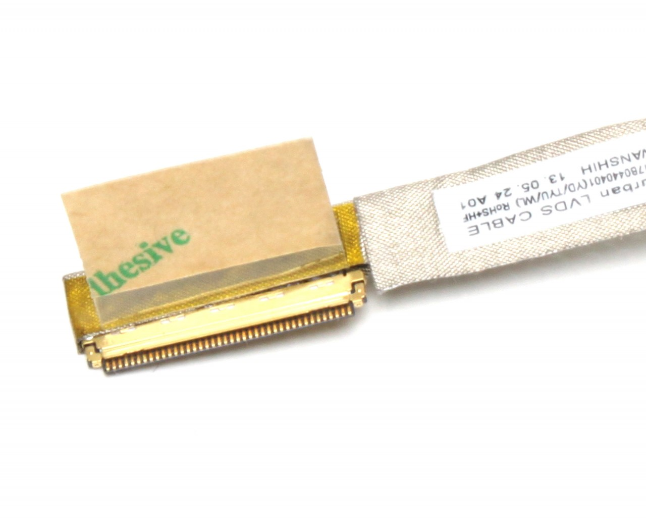 Cablu video LVDS Toshiba Satellite C55 A imagine powerlaptop.ro 2021