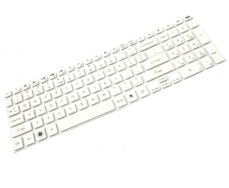 Tastatura Acer  MP10K36D06981 alba. Keyboard Acer  MP10K36D06981 alba. Tastaturi laptop Acer  MP10K36D06981 alba. Tastatura notebook Acer  MP10K36D06981 alba