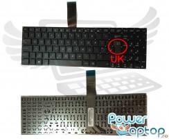Tastatura Asus  K56. Keyboard Asus  K56. Tastaturi laptop Asus  K56. Tastatura notebook Asus  K56