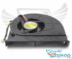 Cooler laptop Asus  K61IC. Ventilator procesor Asus  K61IC. Sistem racire laptop Asus  K61IC