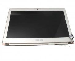 Ansamblu complet display LCD + carcasa Asus UX31 Sampanie