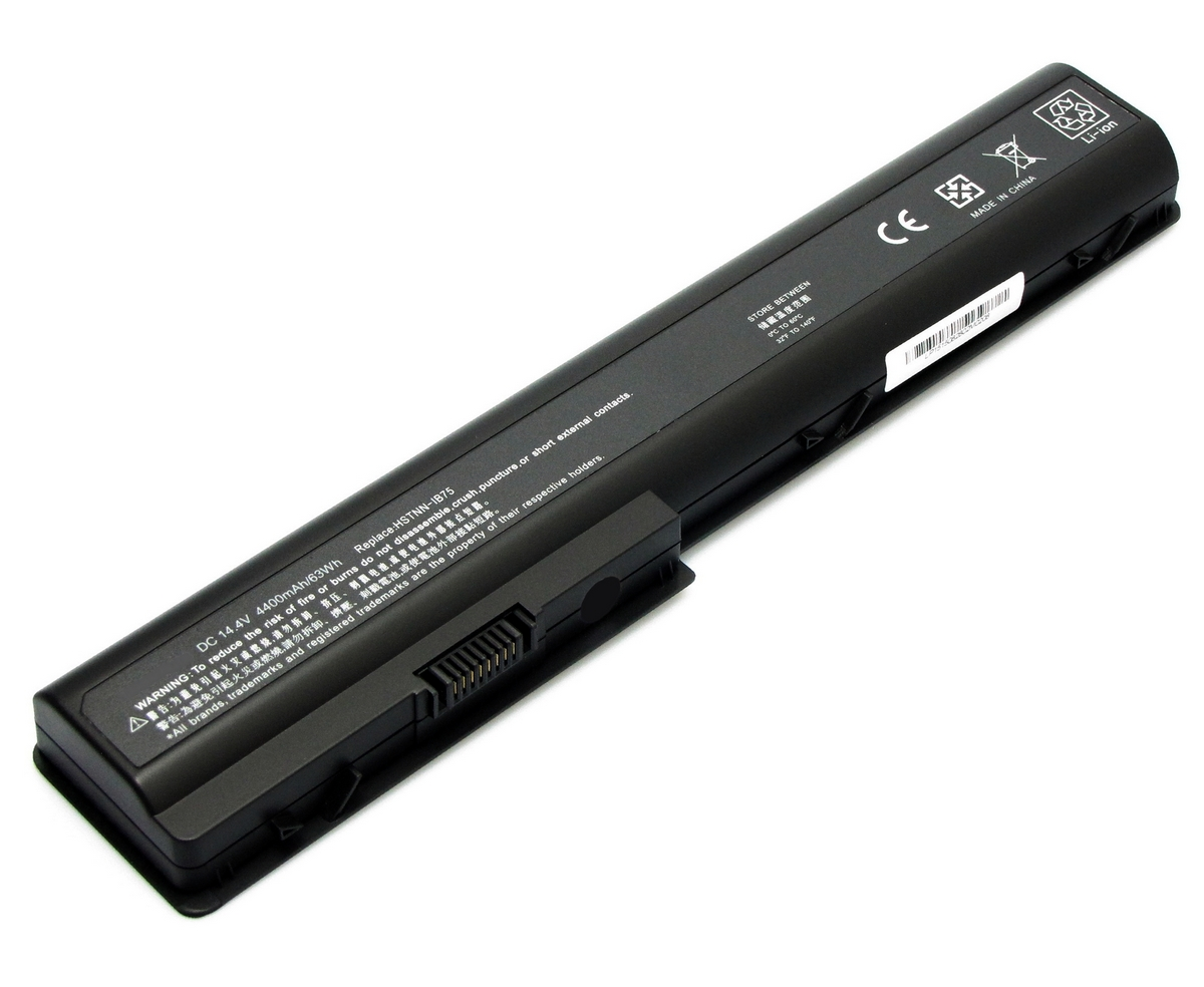Baterie HP Pavilion dv8 1010 imagine powerlaptop.ro 2021