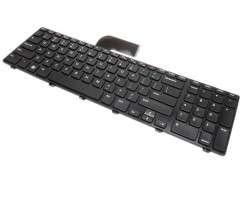 Tastatura Dell 9Z.N5ZBQ.00R iluminata backlit. Keyboard Dell 9Z.N5ZBQ.00R iluminata backlit. Tastaturi laptop Dell 9Z.N5ZBQ.00R iluminata backlit. Tastatura notebook Dell 9Z.N5ZBQ.00R iluminata backlit