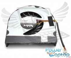 Cooler laptop Dell  G60X05MS4AJ. Ventilator procesor Dell  G60X05MS4AJ. Sistem racire laptop Dell  G60X05MS4AJ