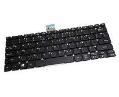 Tastatura Acer Aspire ES1 331 layout US fara rama enter mic