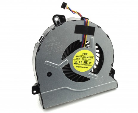 Cooler laptop HP TPN-Q159. Ventilator procesor HP TPN-Q159. Sistem racire laptop HP TPN-Q159